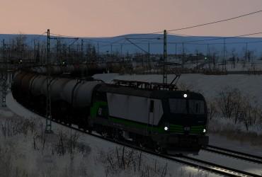 Kesselzug nach Schwedt (Oder)