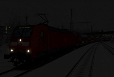 [146.0] RE8 nach Hannover Hbf