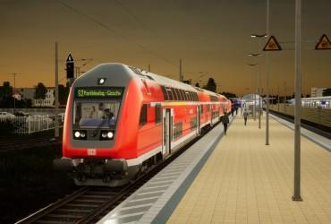 S-Bahn-Sprinter zurück