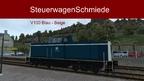 [STWS] TSC - V100 Repaint Blau - Beige