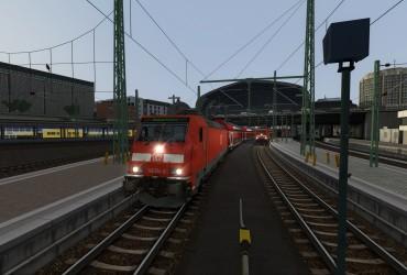 [SP403] RE80 21480 - Zum Feierabend nach Lübeck Hbf
