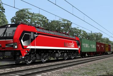 Raillogix/RailForceOne 193 627 + CD Cargo 193 627