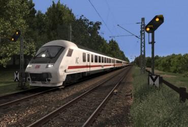 IC 2312 Stuttgart - Hamburg Altona Teil 3
