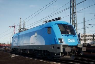 "BR 182 [HLB]: OeBB 1016 ""Kyoto-Express"""