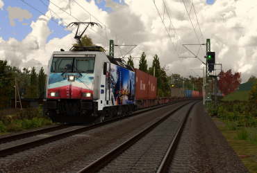 "[K-Trains] Metrans 386 020-2 ""Hamburg"""