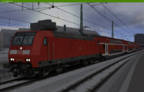 RE 4875 nach Garmisch Partenkirchen