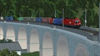 [TS2600] Container Richtung Norden Teil 3&4 (KGAG 43600)