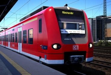 """[AL] DTG - BR 425 - ZZA-Update """"Hauptstrecke München - Augsburg"""""""