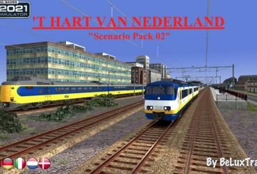 """Aufgaben-Paket 02 """"t Hart van Nederland"""""""