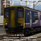[blk11] 2F97 13:44 Manchester Oxford Road - Liverpool Lime Street