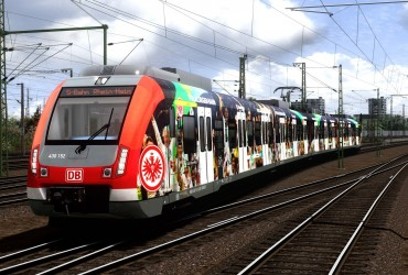 [JTF]|RT - BR430|Pokalsieger-Bahn Eintracht Frankfurt (2018)