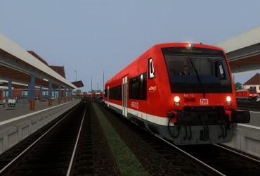 [K] RB 22875 nach Kißlegg (2020)
