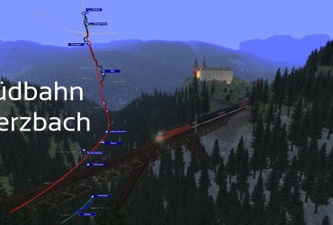 Südbahn Herzbach (Fiktiv)