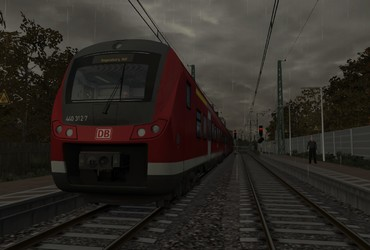 [DFW] Regionalbahn nach Regensburg