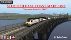 "Aufgaben-Paket 01 ""Scottish East Coast Main Line"""