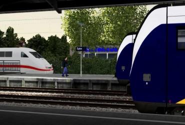 RS2 Bremerhaven - Bremen [Teil 1]