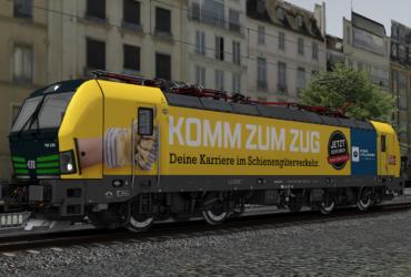 """WLC 193 243 """"Komm zum Zug"""""""