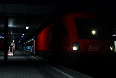 [DOME] EuroNight 462 Kálmán Imre Teil 2 (Wels - Salzburg)