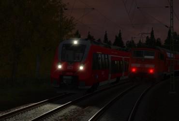 [TrainFW] RB59501 nach Reutte in Tirol (2020)