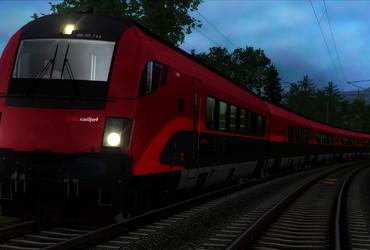[DOME] Railjet Xpress 1265 TEIL 1