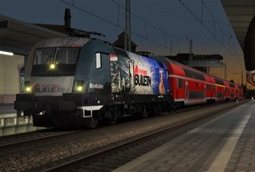Regionalexpress nach Münster