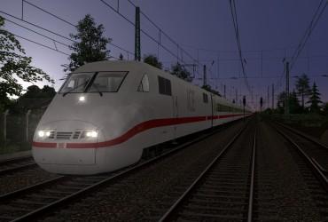 (Svenstr) ICE 1655 nach Dresden Hbf
