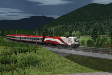 [DOME] OEBB InterCity 542 Alpenzoo Innsbruck Tirol Teil 3