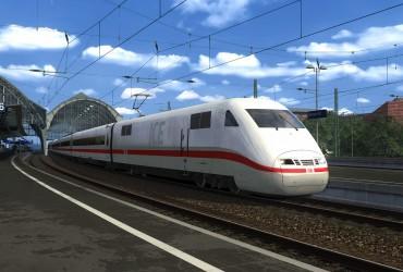 [LG] ICE 923 nach Frankfurt(Main)