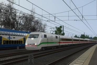 [LG] ICE 885 nach München - reloaded