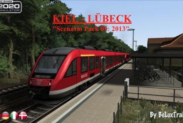 "Aufgaben-Paket 01 ""Kiel-Lübeck Deluxe"""