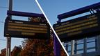 GWE Bahnhofsanzeigen Repaint