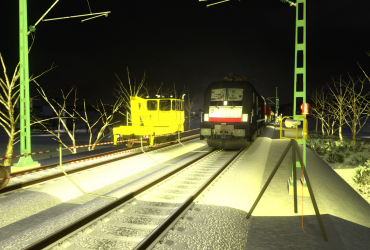 Nachtzug 34 von Koblenz nach Köln