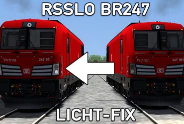 RSSLO BR247 Licht-Fix (Mini-Update)