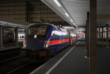 Nightjet nach Augsburg - Probleme auf der Strecke
