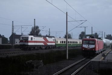 RT Reichsbahn Szenario- und Repaint Pack