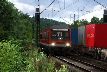 [TrainFW] RB 32123 nach Plattling (2009)