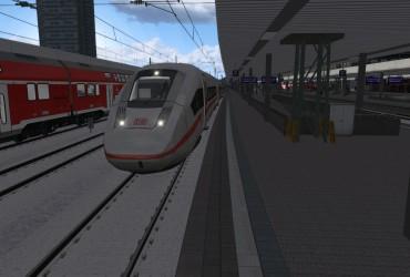 ICE 519 nach München Hbf