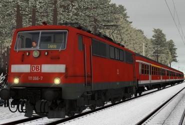 [111] Sonderzug zum Leipziger Weihnachtsmarkt Teil 1