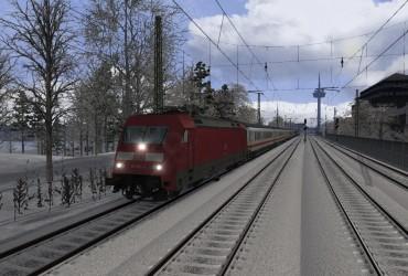 IC 2023 nach Frankfurt am main Hbf (Teil 1)