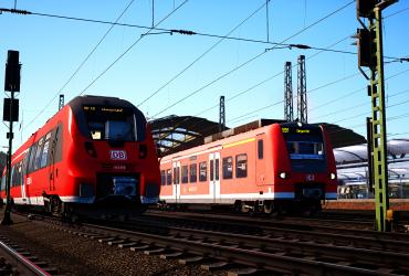 [AL] DTG – DB BR 425/442 – Ruhr-Sieg Nord