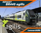 [LennartABG] BR 440 agilis - REPAINT