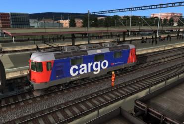 [FortyCS] Cargo Olten - Daeniken - Aarau - Wildegg - Schlieren