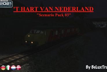 """Aufgaben-Paket 03 """"t Hart van Nederland"""""""