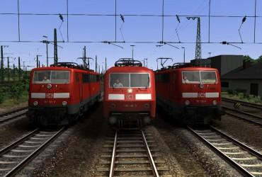 [DFW] Regionalexpress nach Nürnberg Hbf