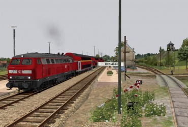 chr.train IKB3 Szenariopack01: Im RE5 zwischen Hosvenn und Köblitz