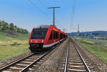 [HSBTS17] Regionalbahn im Hochsommer