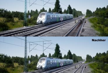 Rapid Transit Enhancements