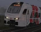 RE4102 nach Mannheim Hbf