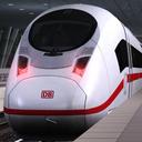 ICE 513 nach München Hauptbahnhof