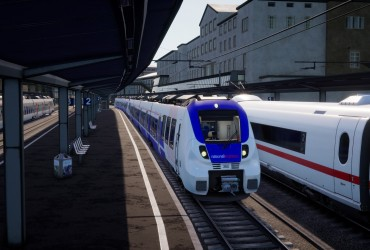 RB48 nach Wuppertal-Oberbarmen